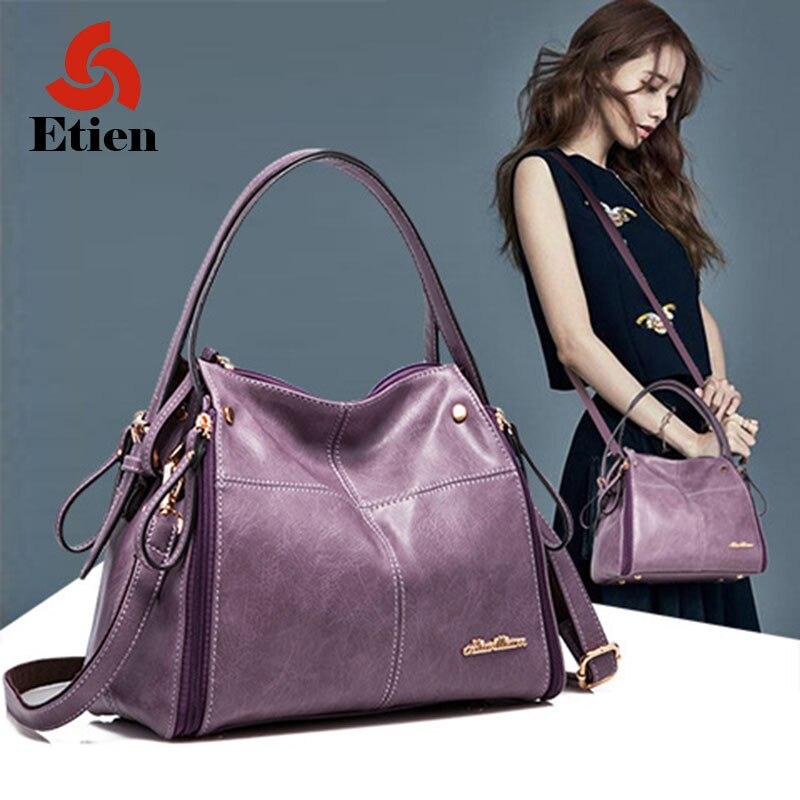 ФОТО Women's pu leather handbags shoulder messenger  bags women famous brands designer handbags high quality
