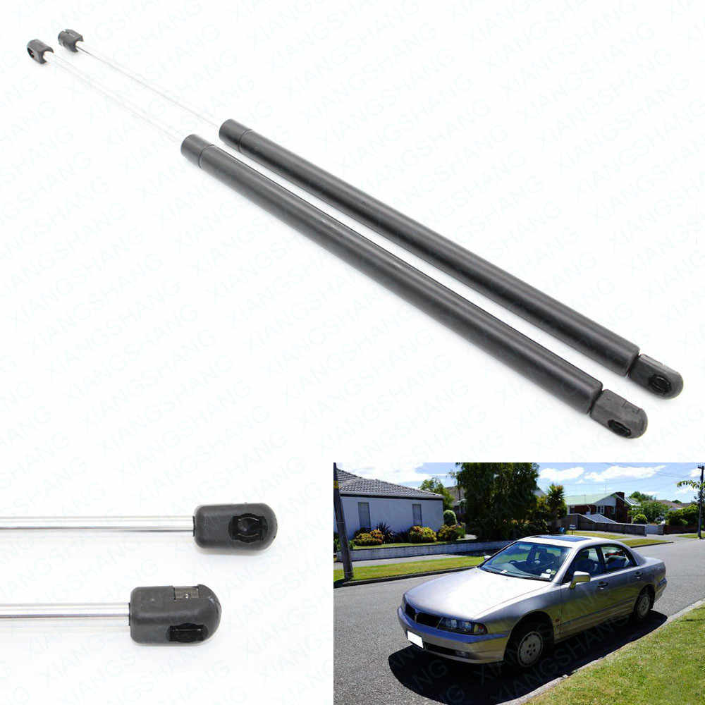 2pcs Rear Trunk Lift Support Struts Liftgate Gas Shock Springs for Mitusbishi Diamante 1993-1995 Wagon