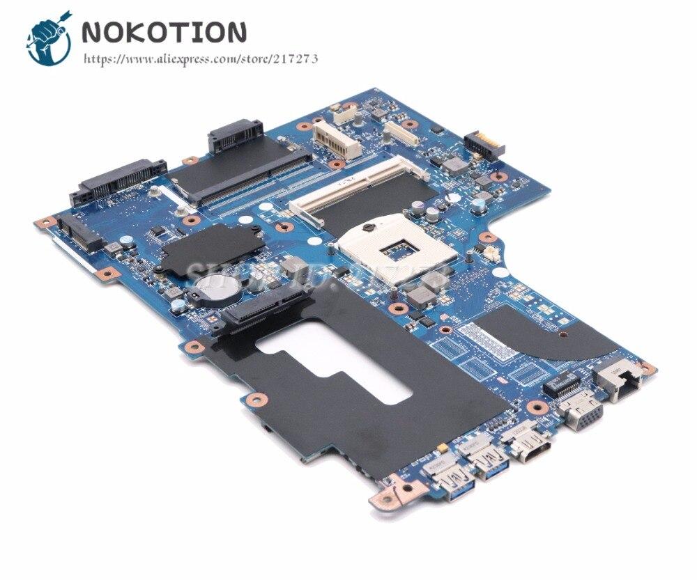 NOKOTION NB. RYR11.001 NBRYR11001 pour carte mère d'ordinateur portable Acer aspire V3-771 V3-771G carte mère VA70/VG70 avec deux emplacements pour disque dur