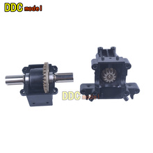 JJRC Wltoys 12428 12423 RC Car all upgrade metal parts Front Rear Differential Gear Set 12428-0011/0012/0013/0014 12428 parts