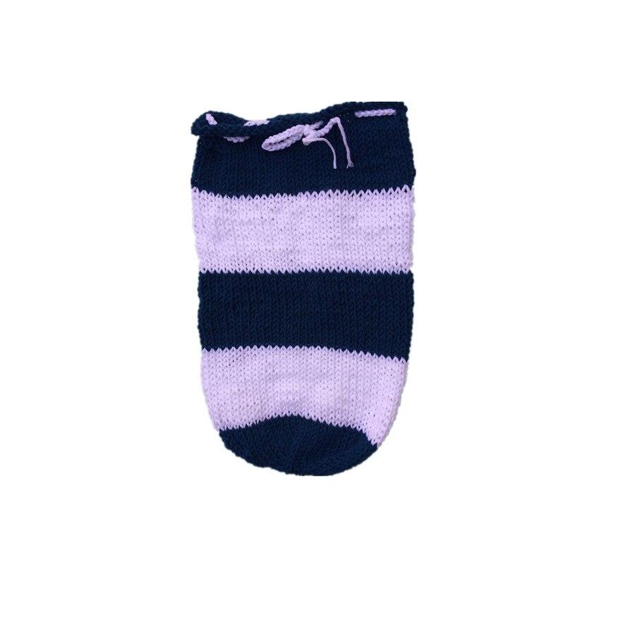 Jongens en meisjes 5 kleuren pakket pasgeboren baby mooie handgeweven - Beddegoed - Foto 6