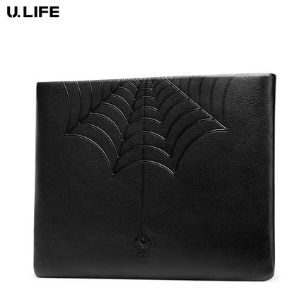 High Quality Brand Black Genuine Leather Zipper Men Clutch Cow Leather Business Male Long Wallet PersonalityLeisure Handbag j40