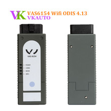 Wifi VAS6154 VAS 6154 ODIS V5.15 VAG Диагностический интерфейс такая же Функция как VAS5054A VAS 5054 4,41 5,13