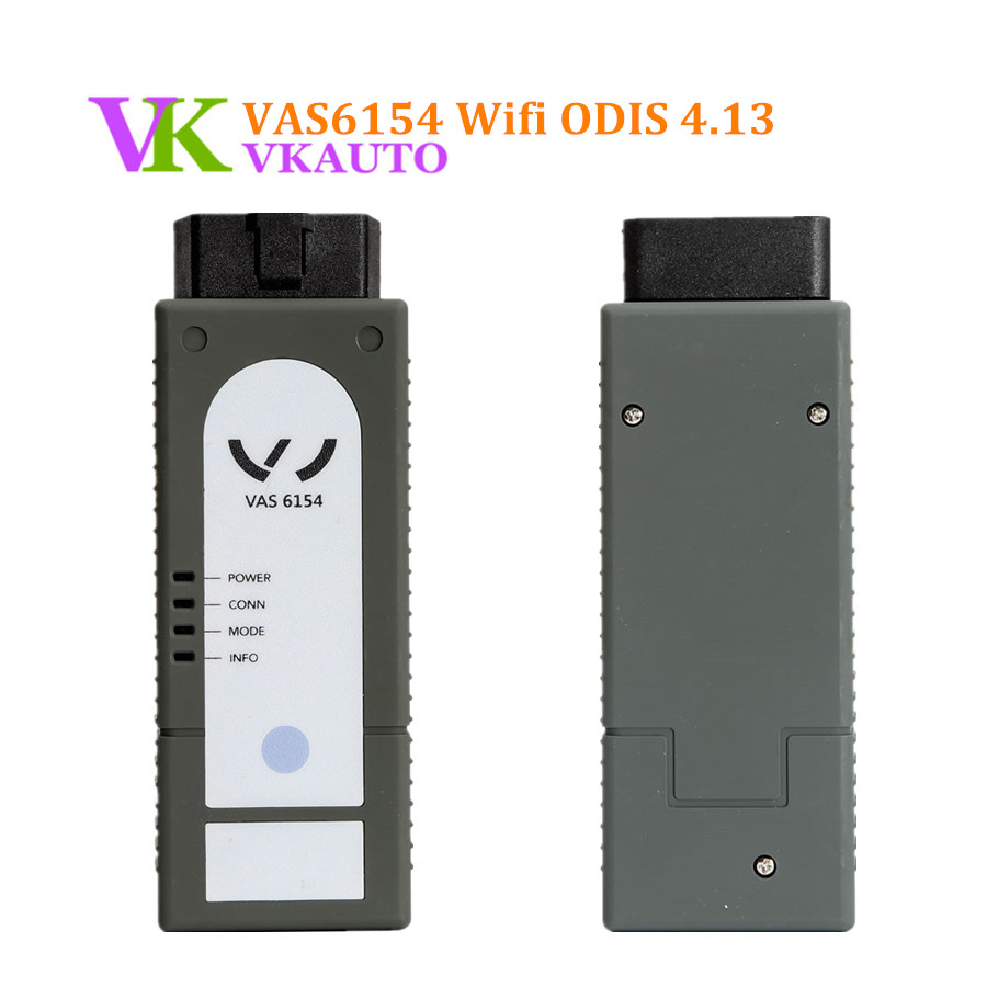 New Wifi VAS6154 VAS 6154 ODIS 4.23 VAG DIagnostic Interface Same Function As VAS5054A VAS 5054 Free Shipping