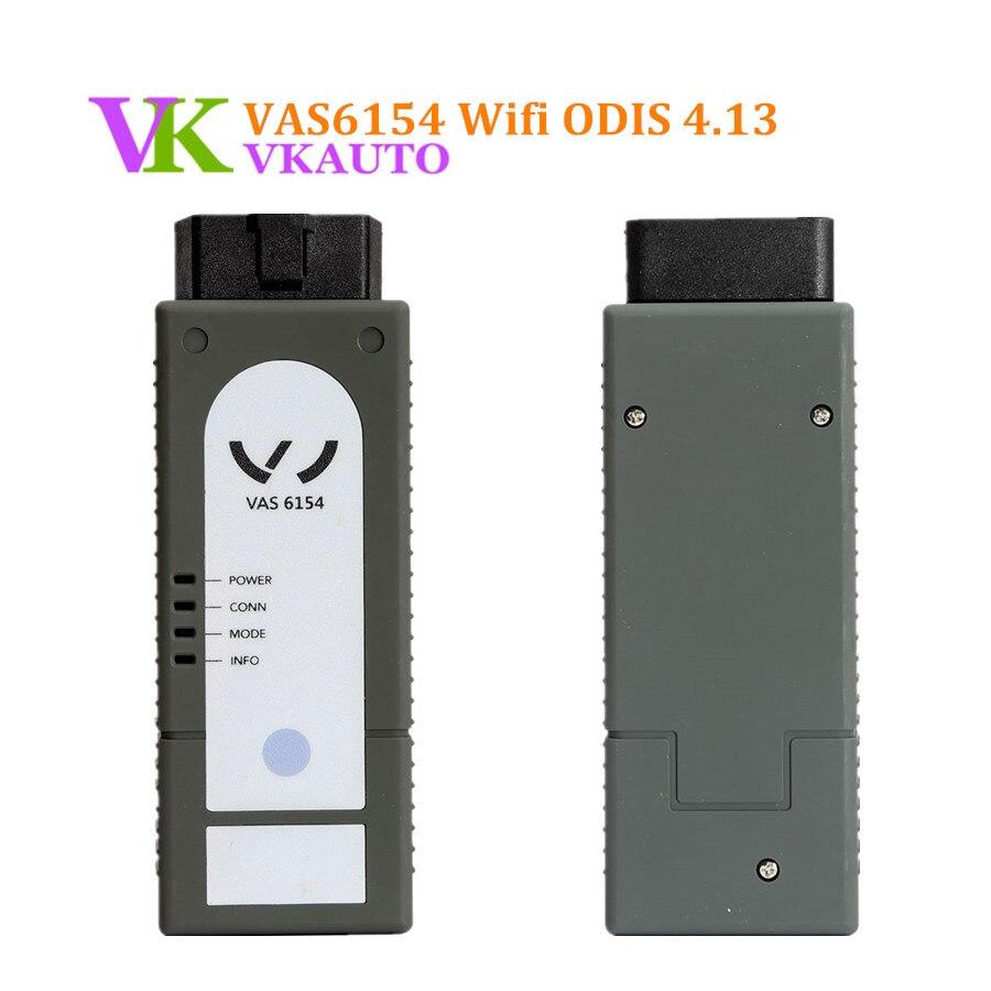 Nouveau Wifi VAS6154 VAS 6154 ODIS 4.33 VAG DIagnostic Interface Même Fonction Comme VAS5054A VAS 5054 Livraison Gratuite