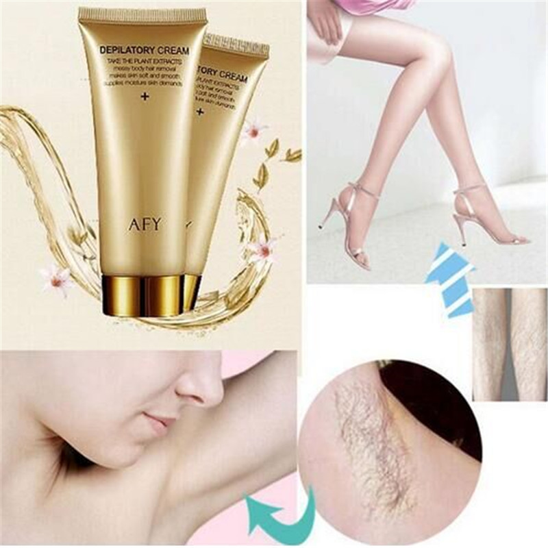1pcs Natural Remove Permanent Hair Depilatory Cream Smooth Skin