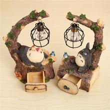 Totoro Led Nightlight Toy