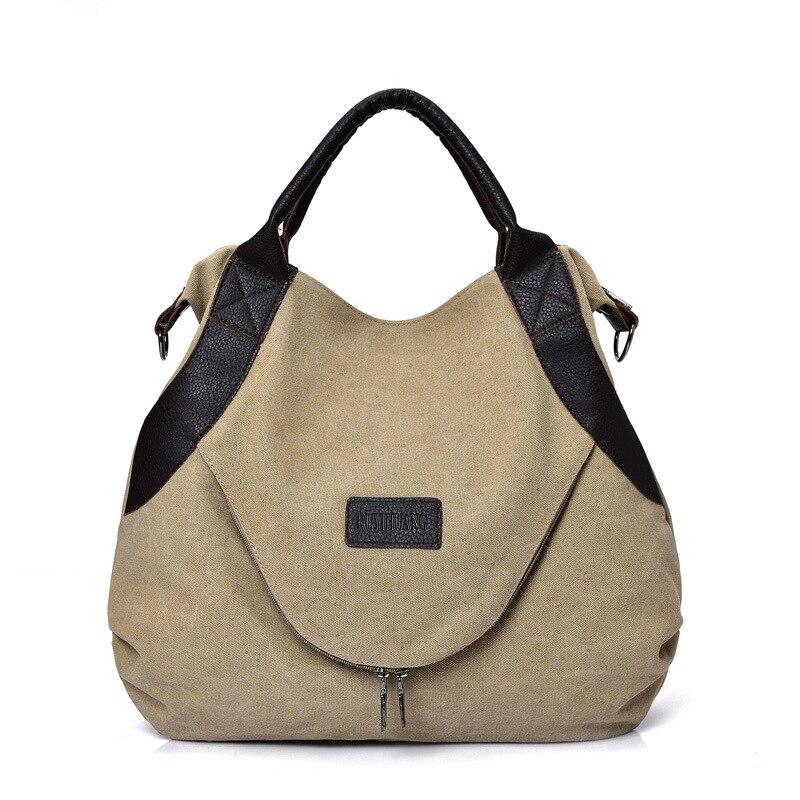 fbd9978330c2 BERAGHINI сумки для Для женщин 2018 повседневные Модные Большой Ёмкость  Сумка Дамы Холст Лоскутная сумки сумочка