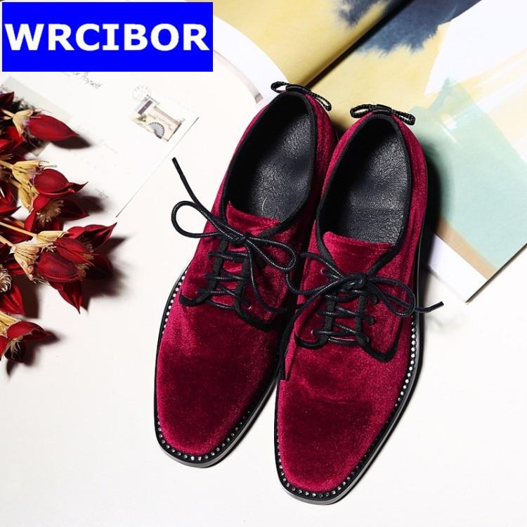 Velvet font b Women b font Flat Oxford Shoes font b Woman b font flats 2017