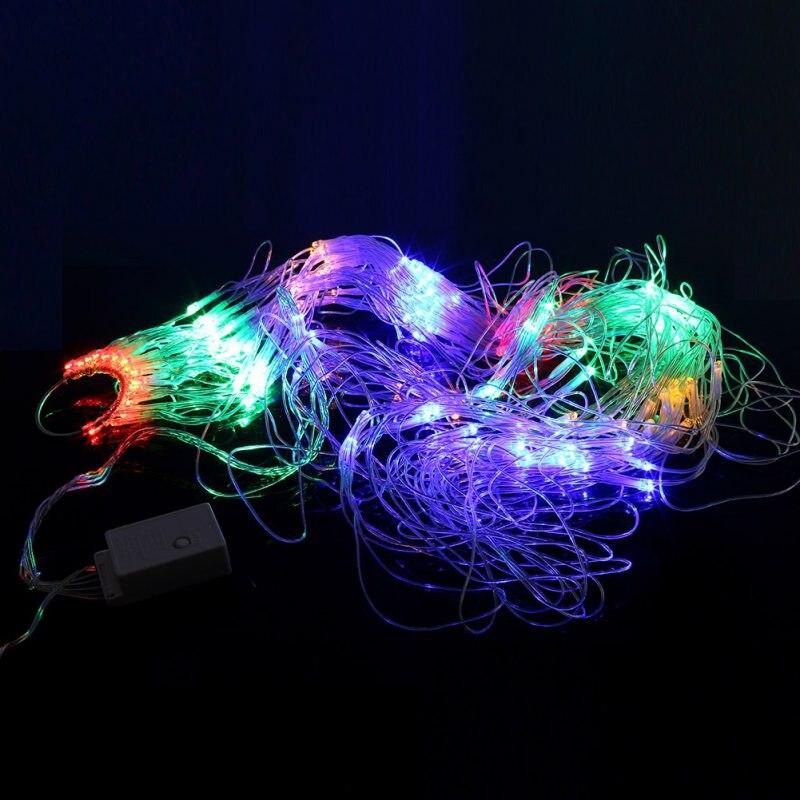 Newest 160 Leds Light String Christmas/Wedding/Party Decoration Lights Garland 220V Outdoor Waterproof Led Lamp EU Plug Hot