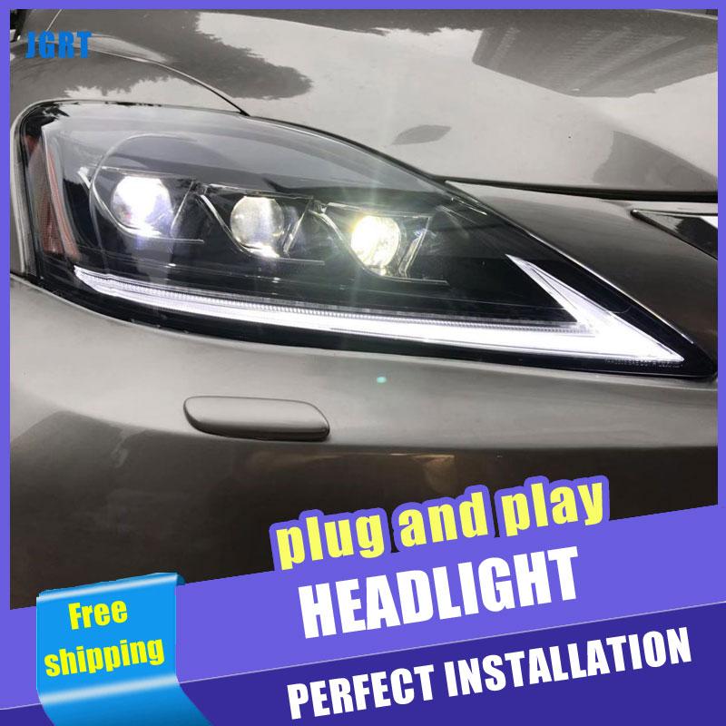 Worldwide delivery lexus is250 headlights in Adapter Of NaBaRa