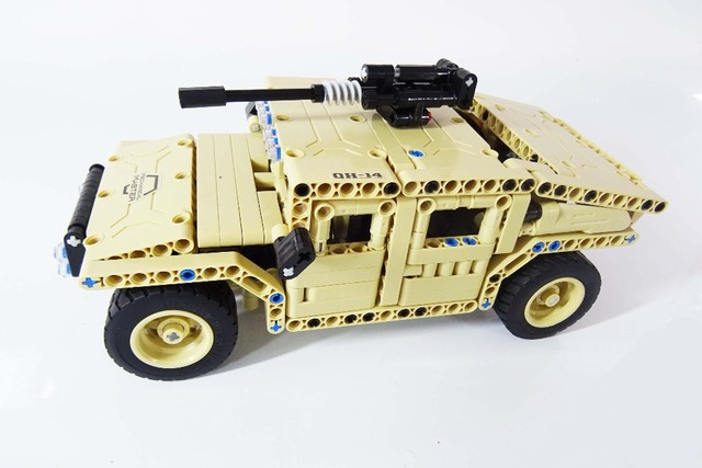 Cx 8014 502pcs Model Building Kits Compatible With Lego Remote