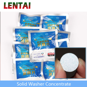 LENTAI Car Glass Water Concentrated Solid Windshield Glass Cleaner For BMW E60 E36 E46 E90 E39 E30 F30 F10 F20 X5 E53 E70 E87 image
