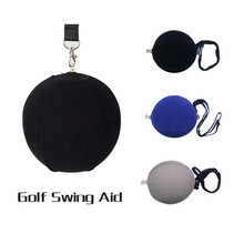 New golf smart inflatable ball Golf Swing Trainer Aid Assist
