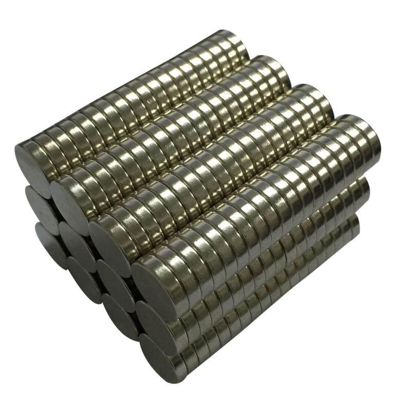 50 stück N52 Super Starke Disc Seltene Erden Neodym-magneten 12mm x 2mm