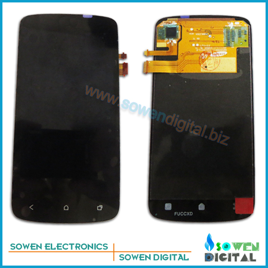 for HTC One S Z520e Z560e LCD display font b screen b font with font b