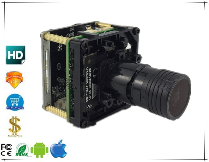 with F1 0 Lens IP Camera Module Board StarLight WIFI Wireless 3516C IMX291 Sony 3 0MP