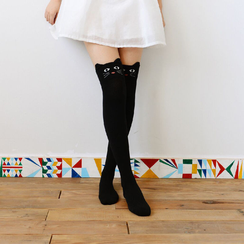 673d67acc top 10 thigh high stockings cat ideas and get free shipping - j8bhnf9a