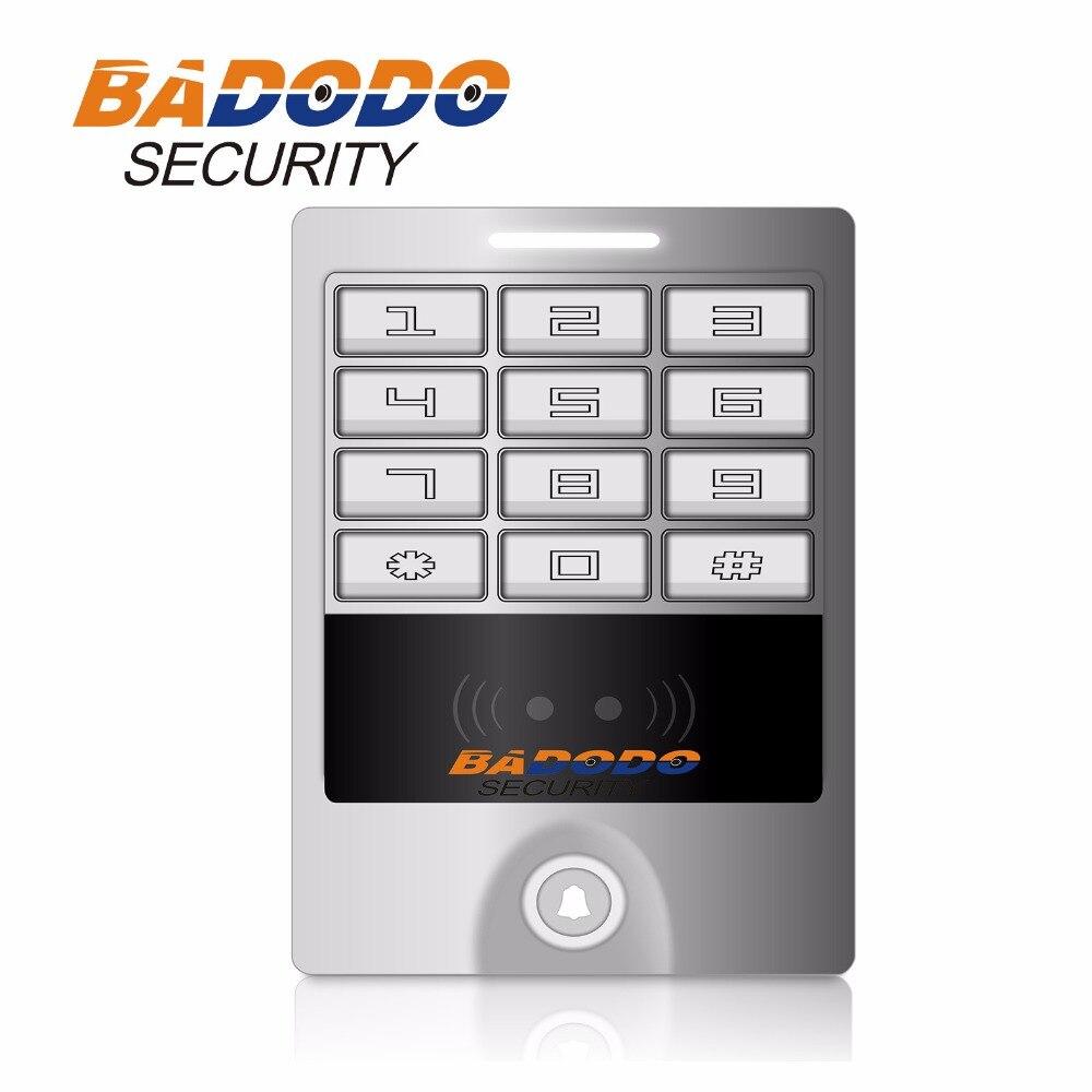 Waterproof standalone single door access control controller reader sebury sKey W W IC card reader wiegand
