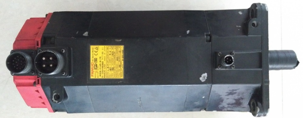 Back To Search Resultselectronic Components & Supplies Used 100% Tesed Fanuc Ac Servo Motor A06b-0145-b175