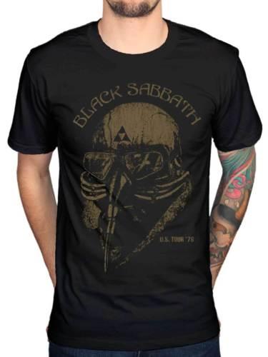 8e1e0a05e7b iron men Black Sabbath t shirt men   women WORLD TOUR causal design Top  Quality Brand T-shirts US standard plus size S-3XL