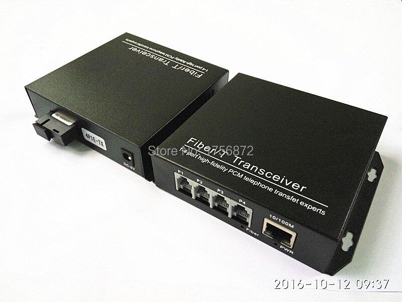 Canales de voz telefónica de 4 vías PCM, interruptores ópticos de Ethernet para teléfono, transceptores de fibra óptica para teléfono, modo único 20Km Limpiador de Conector de fibra óptica KCC-55 caja de limpieza con Conector de fibra Cassette 500 veces limpiador de Cassette