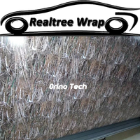 Realtree Film Camouflage Vinyl Wrap Real Tree Hunting Camo Sticker Film Truck Car Motorcycle Wrapping Covering Air Bubble Free