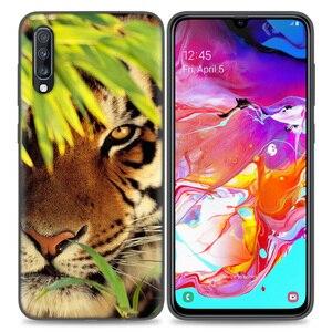 Image 5 - ซิลิโคนสำหรับ Samsung Galaxy A50 A80 A70 A40 A30 A20 A20e A10 A51 A71 หมายเหตุ 8 9 10 plus 5G 10 Lite Tiger แฟชั่นน่ารัก