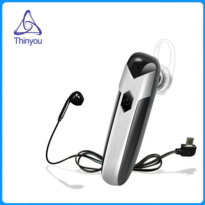 Thinyou Sport Wireless Bluetooth Earphone Long Standby Hands-free Headset Stereo Bass with Noise Cancelling MIC for smart Phone sport super bass stereo earphone 3 5mm jack headset hands free headphone with mic music earphone for all phone computer pc
