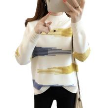 Fashion Fluwelen Winter Knit