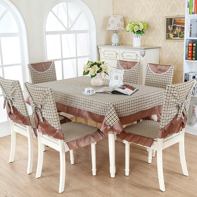 Easy clean modern tablecloth 13 pieces rectangular kitchen - Tovaglia tavolo quadrato ...
