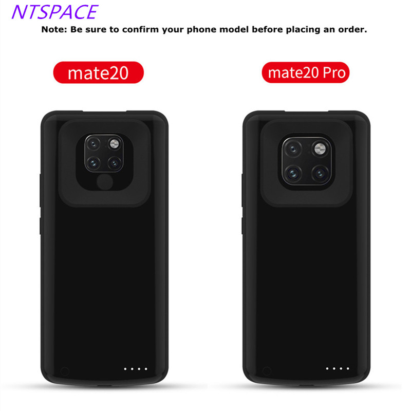 6500 6800mAh New Fashion Battery Charger Case For Hauwei Mate 20 20 Pro External Power Bank