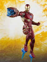 iron man shf inifity war tony stark MK 50 action figure model toy