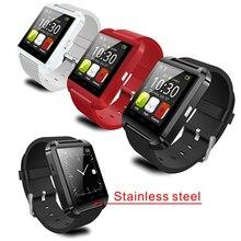 Günstige Bluetooth Smart Uhr Android Telefon Smartwatch Armbanduhr für Samsung S5/S4/S3/Note3 HTC Huawei Android telefon Smartphones