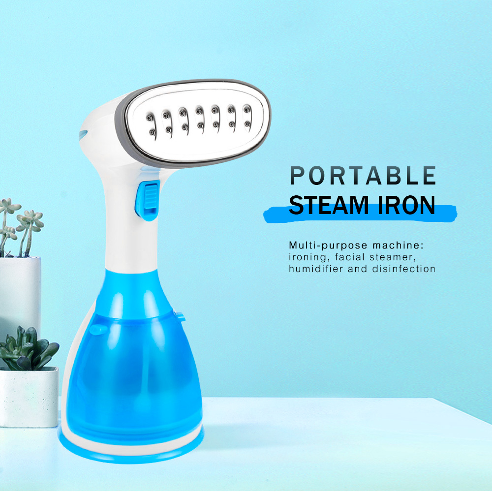 New 280ml Handheld 1500W Powerful Garment Fabric Steamer With Fast-Heat For Travelling