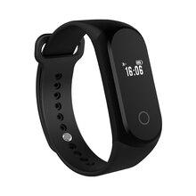 Smartch бренда шагомер Дата Дисплей модные A16 смарт-браслет HD Экран смарт-браслеты сна монитор сердечного ритма Smart Band