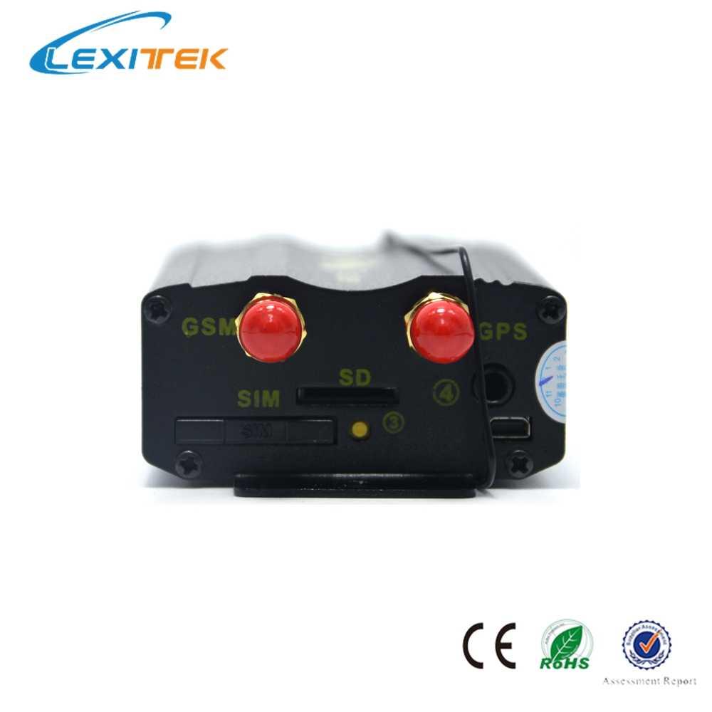 Gps-трекер tk 103, отслеживание в реальном времени, голосовое управление