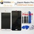 Para xiaomi redmi pro pantalla lcd nueva pantalla lcd + pantalla táctil digitalizador asamblea reemplazo para xiaomi redmi pro 5.5 pulgadas