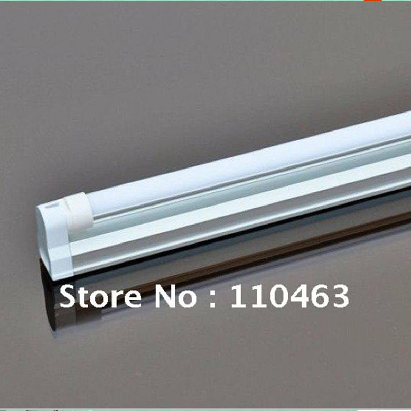ФОТО LED T8 tube light spotlight AC85-265V 110V 220V super bright LED tube light warm cold white color 3 years warranty T8 tube light