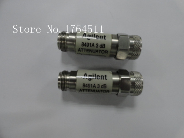[BELLA] Original 8491A 3/6/10/20/30dB DC-12.4GHZ N Fixed Attenuator