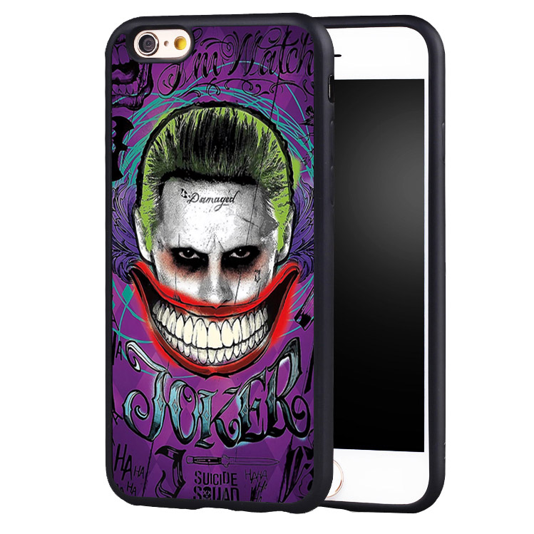 Joker Hand Tattoos: Joker Hand Smile Tattoo Printed Case Cover For Iphone 7