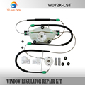 YD FOR VW PASSAT B5 ELECTRIC WINDOW REGULATOR REPAIR KIT FRONT LEFT SIDE COMPLETE WINDOW REPAIR KIT SET