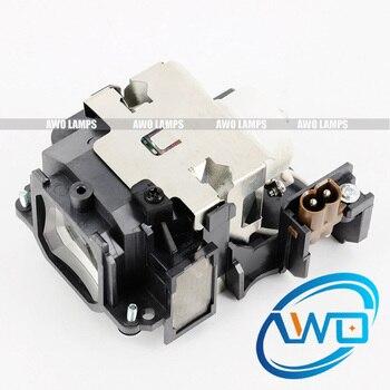 AWO ET-LAB2 Original NSHA230W Bulb with Housing PT-LB2 Projector Lamp for PANASONIC PT-LB1V/PT-LB3/PT-LB3EA/PT-ST10