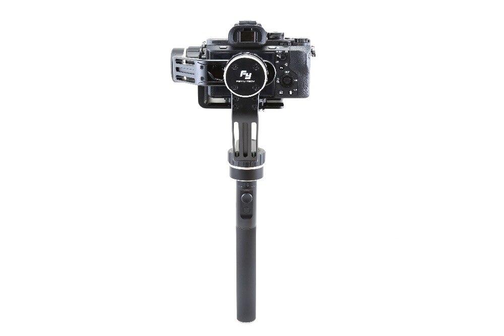 Feiyu MG Lite 3-Axis Brushless Handheld Gimbal Stabilizer for DSLR SLR Camera F18167