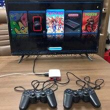 2 компл./лот супер ТВ игровых приставок, 16000 в 1 с двумя USB джойстика HDMI выход, аркадная игра для всей семьи playstation для детей