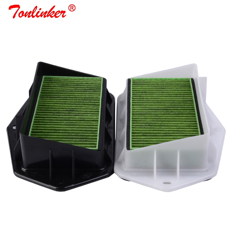Image 3 - 3 holes Cabin Air Filter For Vws Sagitar CC Passat Magotan Golf Touran Audi Skoda Octavia Efficient Anti PM2.5 External Filter-in Cabin Filter from Automobiles & Motorcycles