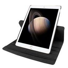 Премиум чехол для Apple iPad Pro 12.9 чехол, 360 градусов вращения флип из искусственной кожи Подставки чехол для iPad Pro 12.9 + крышка Стилусы/ручка