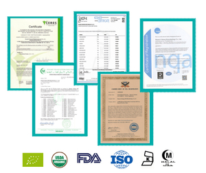 Image 4 - USDA and EC Certified Organic Fo Ti (Ho Shou Wu) Extract 20:1