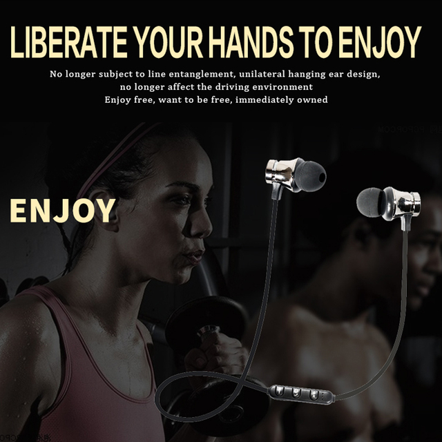 iPhone Stereo Headset Ecouteur Auriculare Fone  Briame Bluetooth Wireless Earphone Sport Bluetooth Headphone For Xiaomi