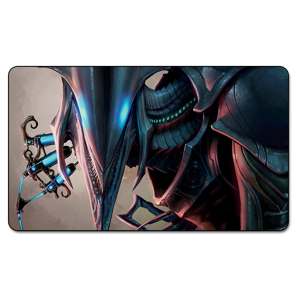 Many Choice Magic Card Games Custom Playmat MGT SERUM VISIONS Playmat, Board Games Ultra. Table Pad Pro with Free Bag image